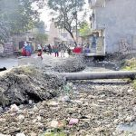 Ghaziabad plans to use nano biotechnology to clean drains