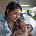 Having a baby in the Zika capital