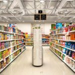 Where's the sugar? Supermarket robot creates product maps as it takes stock