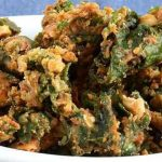 Weekend Special: Smoky Palak Pakodas