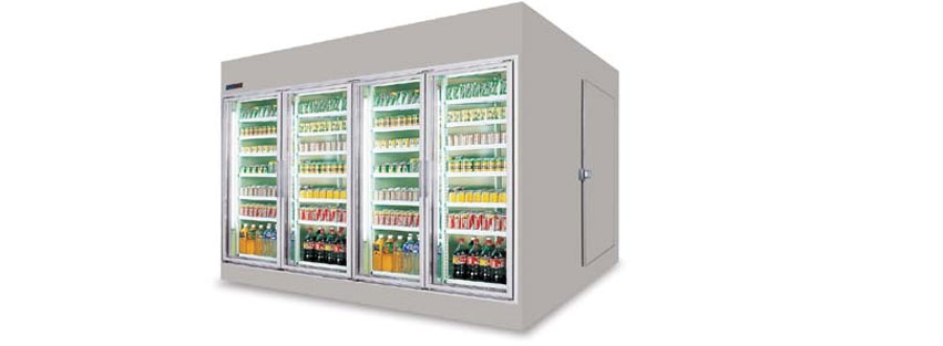 Outdoor Walk-in Coolers
