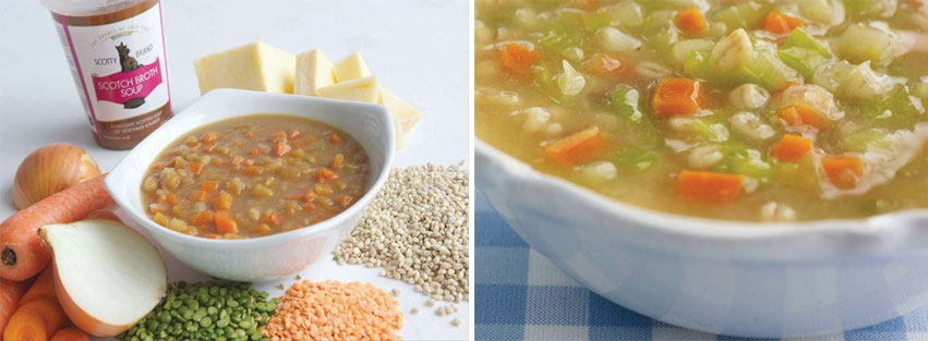 Traditional Hearty Soup