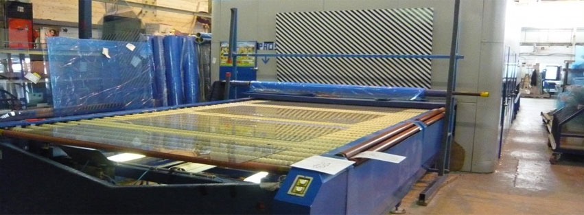 Glass Tempering System
