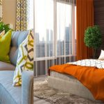 Paint Your Home In Warm Hues, Invest In Brass Décor