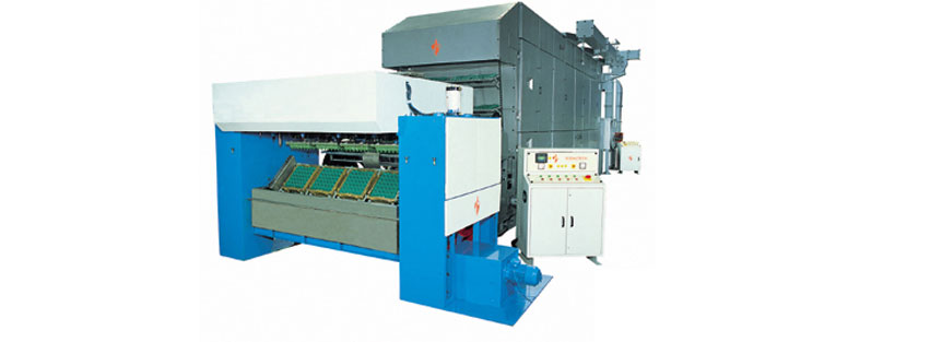 Pulp Moulding Machinery