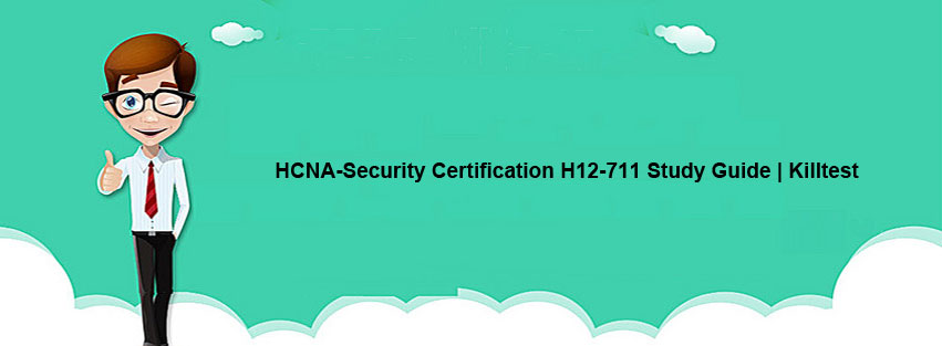 Certification H12-711