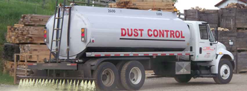Dust control